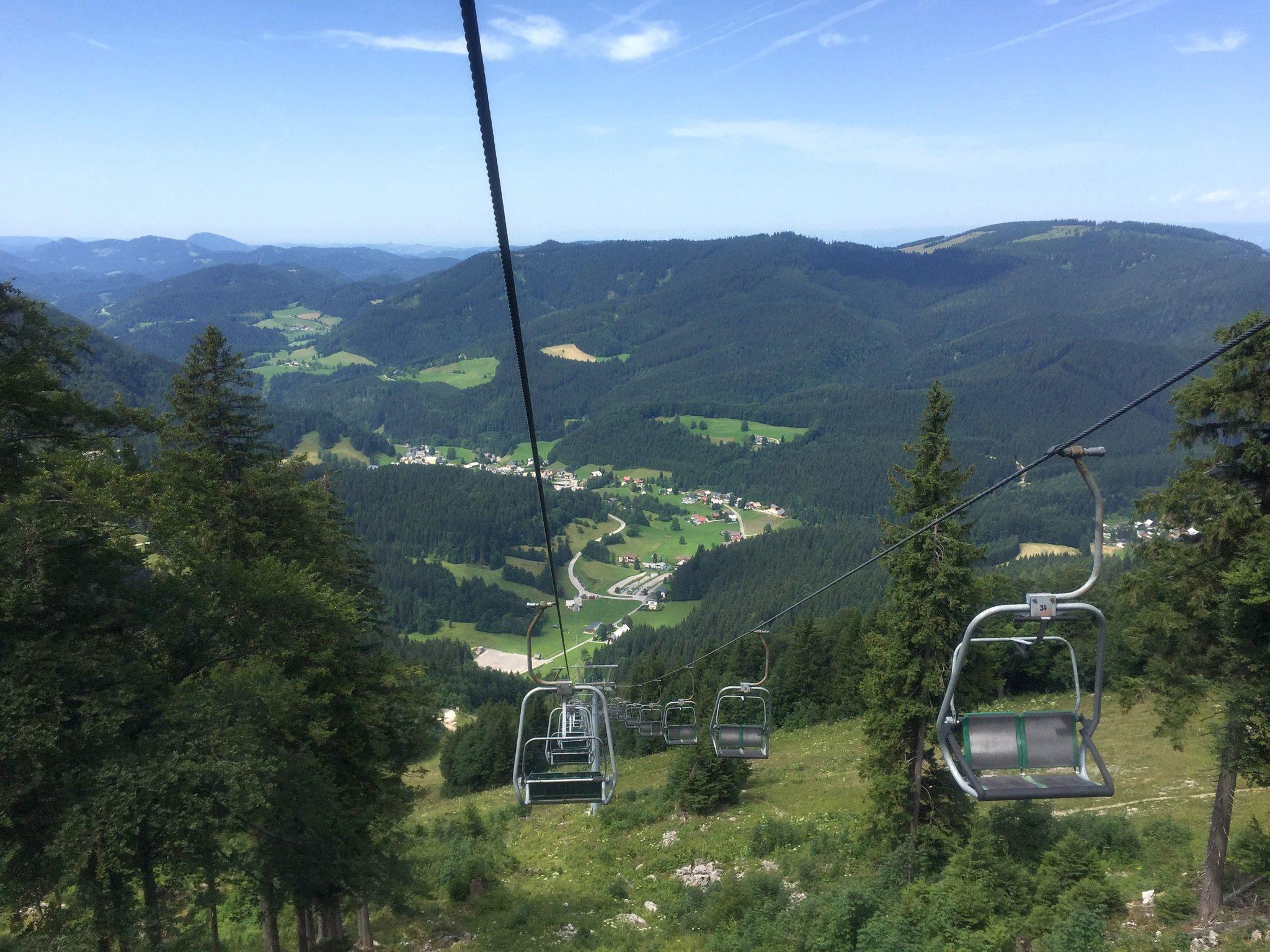 Alsó ausztria úti célok
