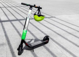 Lime elektromos roller Budapesten