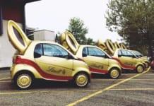 nyuszi_smart husveti auto