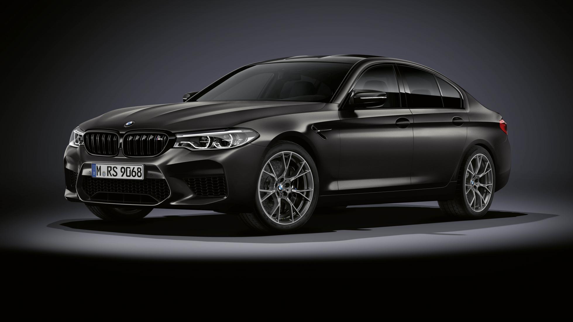 BMW M5 35 years limitált széria