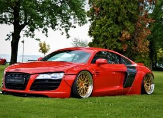 Audi R8 Cars&Coffee Balaton