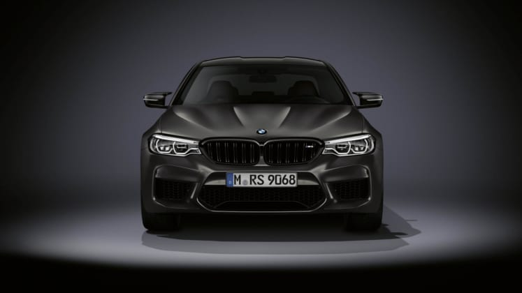 BMW M5 Edition 35 Years különkiadás