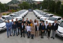 Magyar olimpikonokat támogat a Toyota