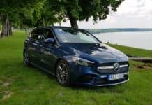 Mercedes-Benz B osztály