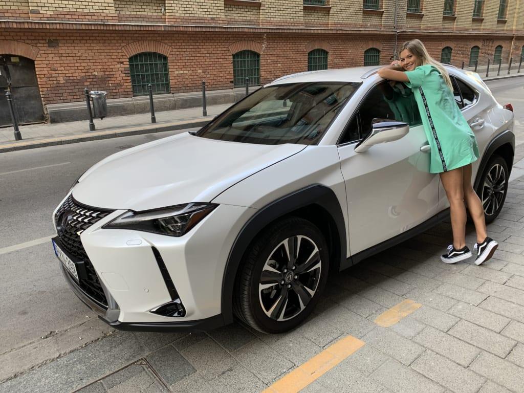 Weisz Fanni Lexus