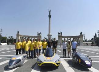 Shell Eco-marathon Europe - Magyar résztvevõk