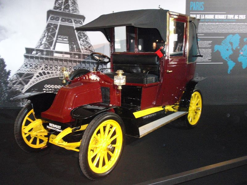 francia autok_Taxi_de_la_Marne_Renault_Type_AG_1913