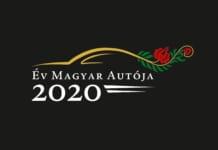 év magyar autója logó fekete