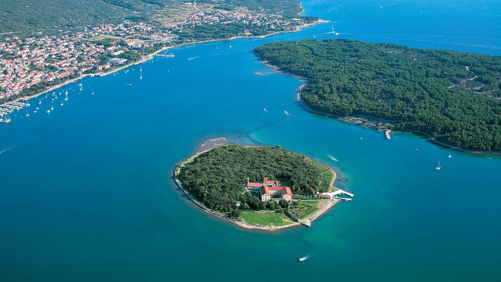 Horvátország természeti látnivalóiKošljun