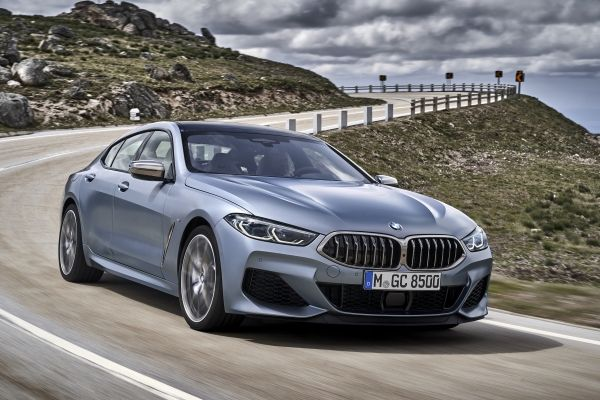 BMW uj autoi frankfurt