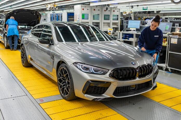 BMW M8 Gran Coupé gyartas (1280x853)