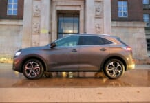 DS 7 Crossback modell