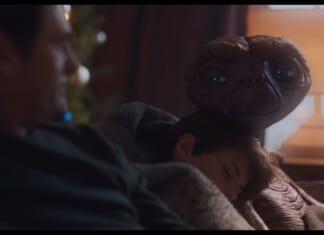 E.T. visszater