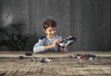 LEGO Technic Top Gear kezdo