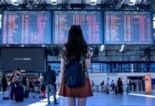 biztonságos repülés repülőtér
