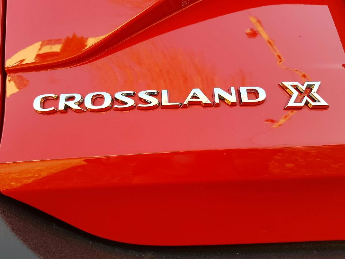 crossland x logo
