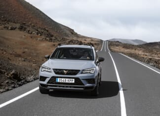 cupra ateca limited edition elso