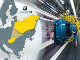 BMW-gyar