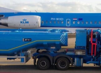 KLM Benzin