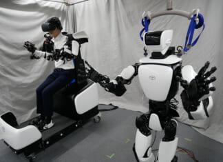 Toyota humanoid robotok_3