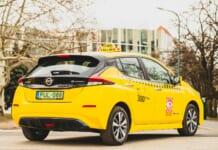 környezettudatosság taxi