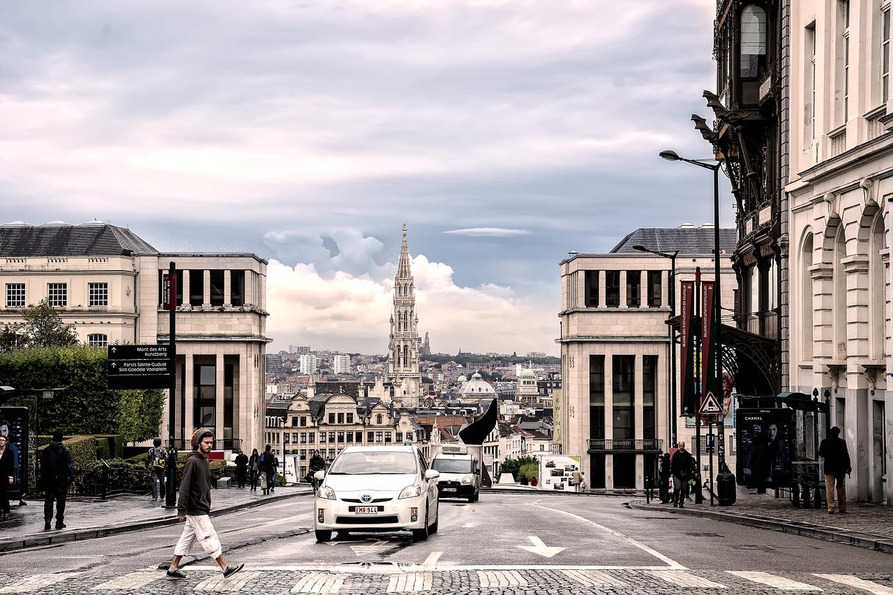 brüsszel városi közlekedés