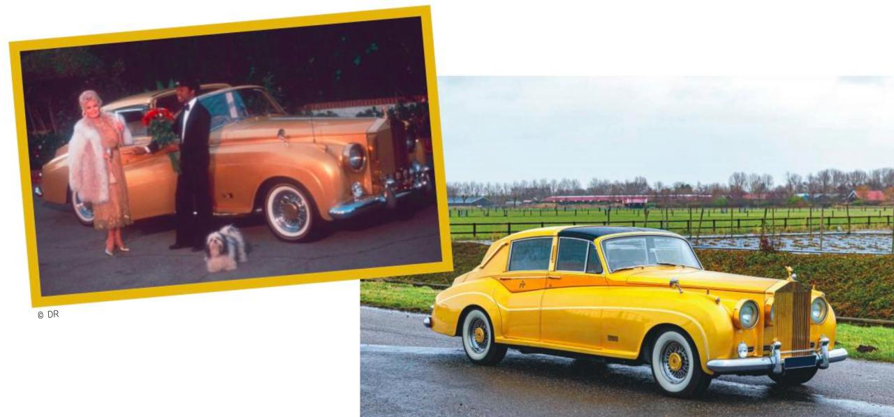 Gábor Zsa Zsa és a Rolls Royce
