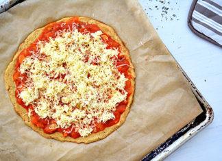 karfiolpizza legtrendibb ételek