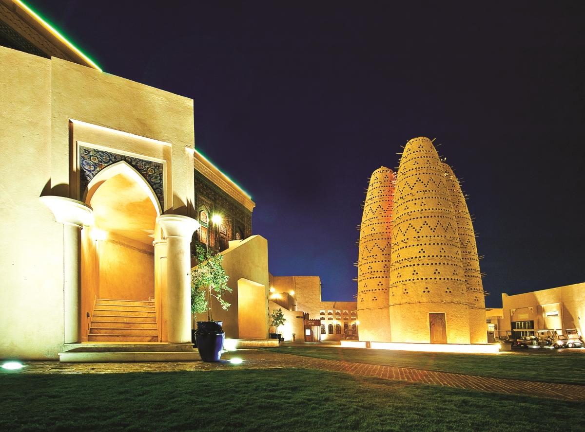 DOHA_KATARA Cultural Village