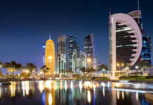 Doha by night_123RF