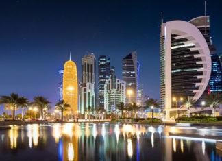 Doha by night_123RF