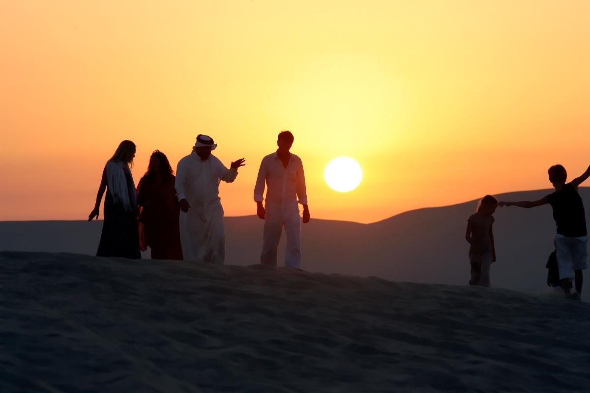 People of Qatar