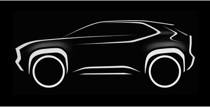 Toyota kompakt SUV
