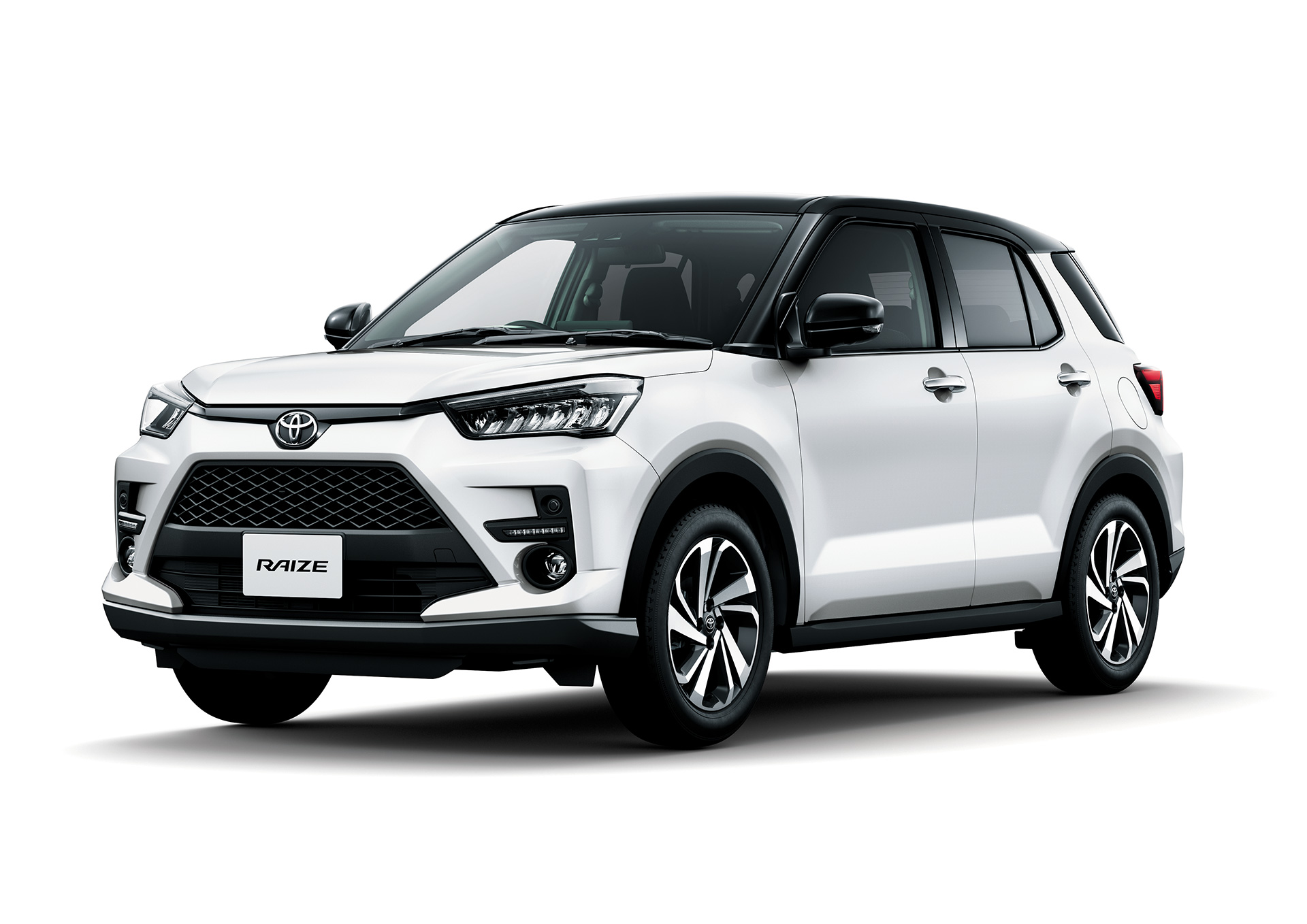 Toyota RAIZE_Japan_2