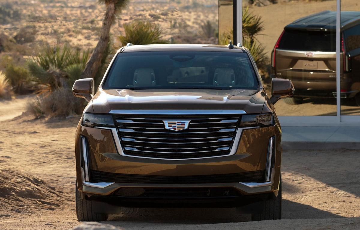 Cadillac Escalade luxus SUV