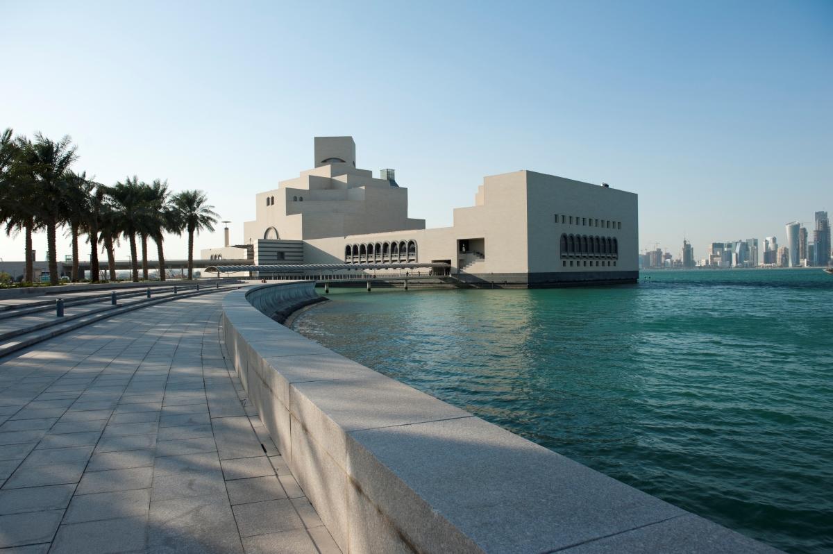 DOHA_Muzeum of Islamic Arts