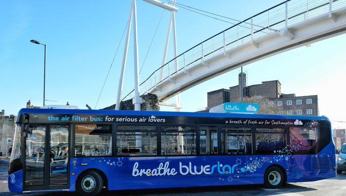 környezetvédő buszok