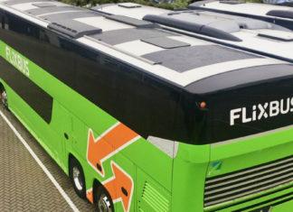 napelemes busz flixbus