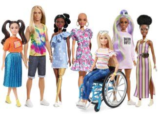 barbie fashionista vitiligo barbie