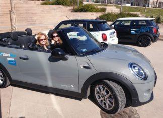 Share now automegoszto mini kabrio