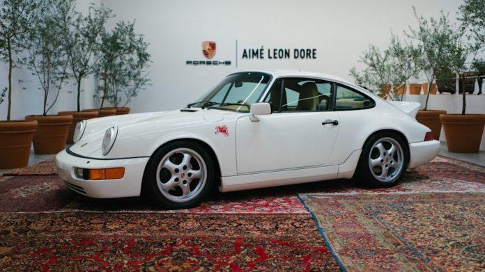 ALD Porsche 964