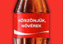coca-cola magyarorszag koronavirus koszonet