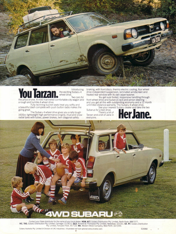 autóreklámok régen
