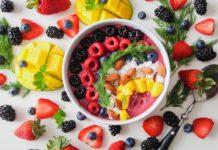 smoothie bowl recept