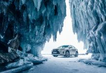 Lexus Sziberiaban RX