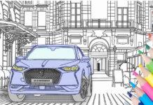 ds3 crossback ds automobile