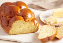foszlós húsvéti kalács gluténmentes sütés