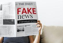 Koronavírus álhírek fake news