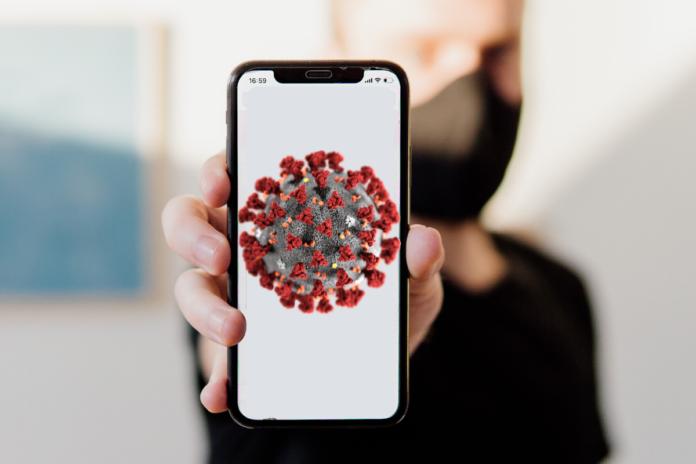mobiltelefon fertőtlenítés koronavírus uv sterilizáló
