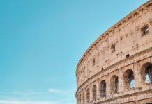 római colosseum olasz turizmus